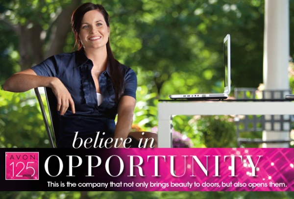 Believe in the AVON Opportunity